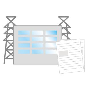 電力会社との契約